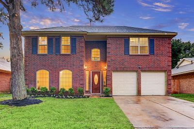 Katy Single Family Home For Sale: 2319 Foundary Drive