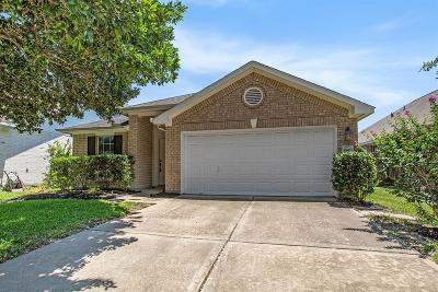 Cypress Single Family Home For Sale: 16903 Green Star Lane