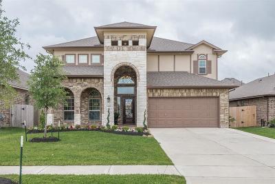 League City Single Family Home For Sale: 4810 Ladona Court