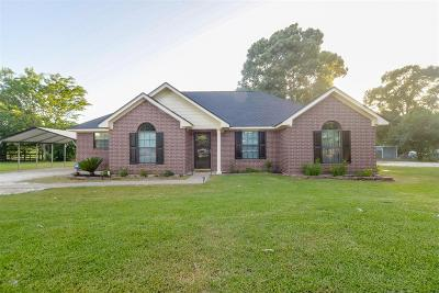 Montgomery Single Family Home For Sale: 9810 Stone Ranch Boulevard