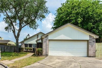 Houston Single Family Home For Sale: 9502 Sharpcrest Street