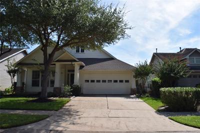 Pasadena Single Family Home For Sale: 1534 Pebble Banks Lane