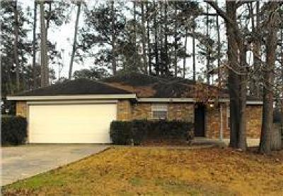 Cape Conroe, Cape Conroe 01, Cape Conroe 02 Single Family Home For Sale: 224 Cool Cove