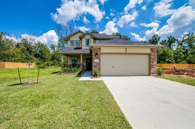 Montgomery Single Family Home For Sale: 430 Terra Vista Cir