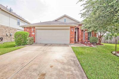 Houston Single Family Home For Sale: 2107 Weathersfield Trace Circle