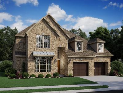 Fulshear Single Family Home For Sale: 1818 Brea Ridge Trail