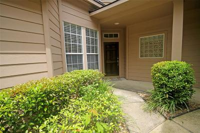 The Woodlands TX Condo/Townhouse For Sale: $235,000