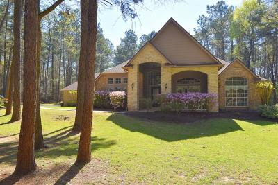 Conroe Single Family Home For Sale: 13263 Stonecrest Lane