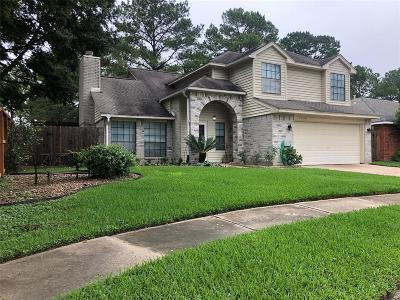 Houston Single Family Home For Sale: 16426 Chimneystone Drive