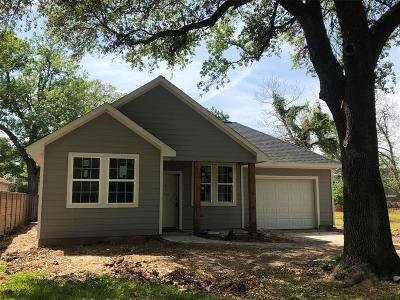 Rosenberg Single Family Home For Sale: 1214 San Jacinto Street