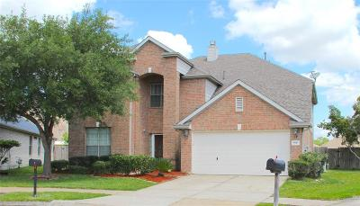 Houston Single Family Home For Sale: 9927 Blooming Ivy Lane