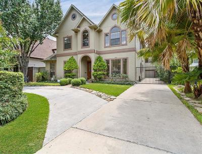 Bellaire Single Family Home For Sale: 4521 Evergreen Street