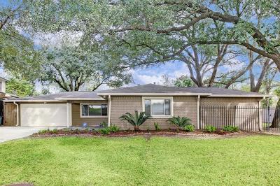 Houston Single Family Home For Sale: 4422 Merwin Street