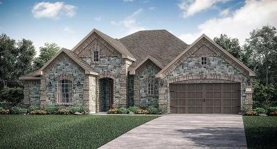 Conroe TX Single Family Home For Sale: $383,203