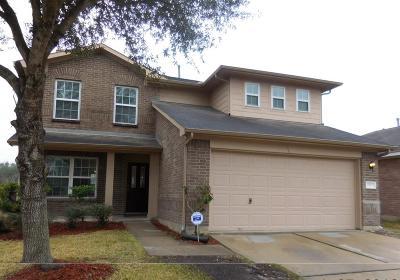 Missouri City Single Family Home For Sale: 2222 Lawn Crest Drive