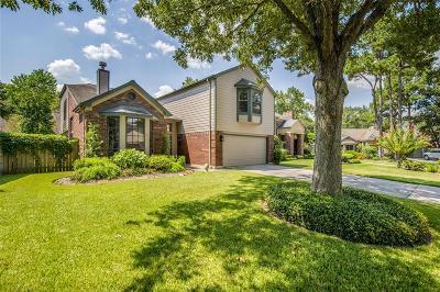 Kingwood Single Family Home For Sale: 3519 Sweetgum Hill Lane