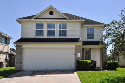 Humble Single Family Home For Sale: 3402 Maris Way