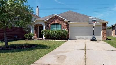 Tomball Single Family Home For Sale: 24907 Sandusky Drive