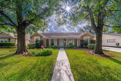 Houston Single Family Home For Sale: 3323 Freshmeadows Drive