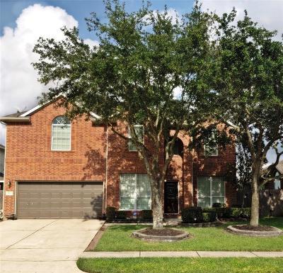 Pearland Single Family Home For Sale: 2809 Perdido Bay Lane