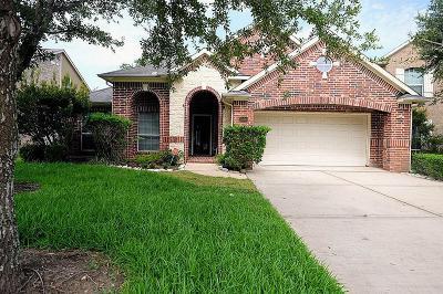 Sugar Land Single Family Home For Sale: 13010 Sunrise Creek Lane
