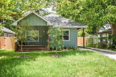 Single Family Home For Sale: 6721 McWilliams Drive