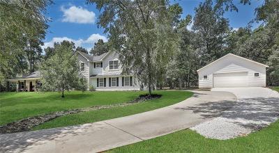 Willis Single Family Home For Sale: 15501 China Grove Lane