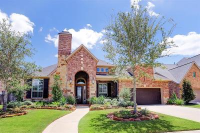 Fulshear TX Single Family Home For Sale: $459,500