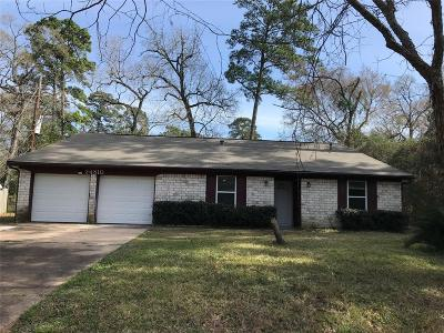Spring Single Family Home For Sale: 24810 Hunters Hollow Drive