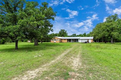 Lee County Country Home/Acreage For Sale: 2025 County Road 121