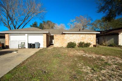 League City TX Single Family Home For Sale: $99,900