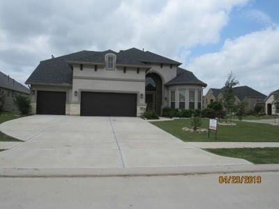 Rosenberg Single Family Home For Sale: 315 Round Lake Drive