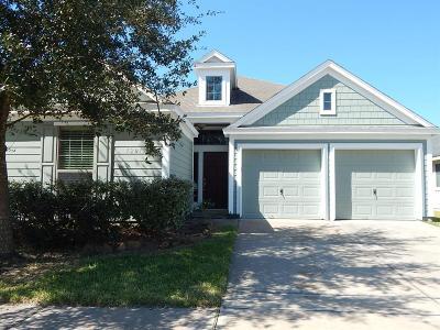 Houston Single Family Home For Sale: 12015 Grace Hall Drive