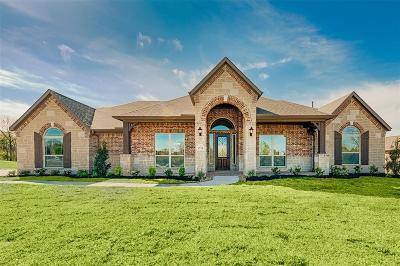 Willis Single Family Home For Sale: 1711 Opal Trail