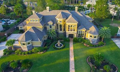 Humble Single Family Home For Sale: 30 Oak Cove Lane