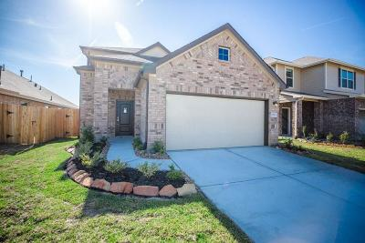 New Caney Single Family Home For Sale: 23713 Via Maria Drive