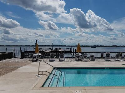 Seabrook Condo/Townhouse For Sale: 3535 Nasa Parkway #24