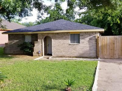Houston Single Family Home For Sale: 5527 Gatewood Avenue