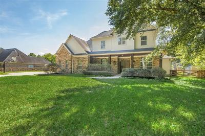 Harris County Single Family Home For Sale: 13819 Jarvis Road
