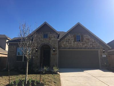 Conroe Single Family Home For Sale: 2714 Little Caney Way