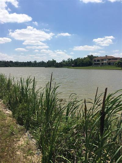 Spring Residential Lots & Land For Sale: 27411 Shores Court