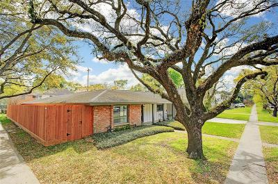 Houston Single Family Home For Sale: 2301 Swift Boulevard