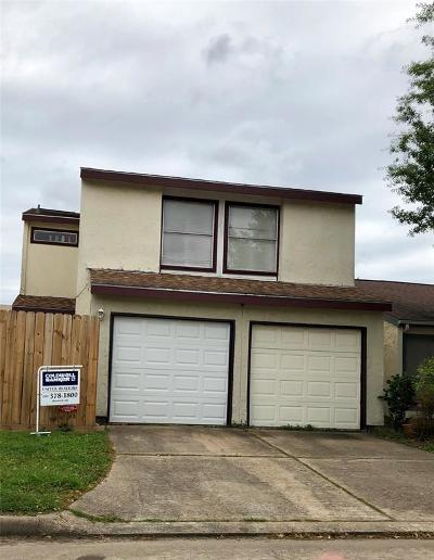 Houston Single Family Home For Sale: 10318 Richmond Hill Drive