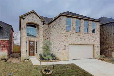Single Family Home For Sale: 14607 Sanour Drive