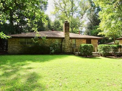 Montgomery Single Family Home For Sale: 10132 Lake Shore Drive