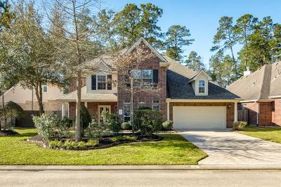 The Woodlands Single Family Home For Sale: 59 S Concord Valley Place