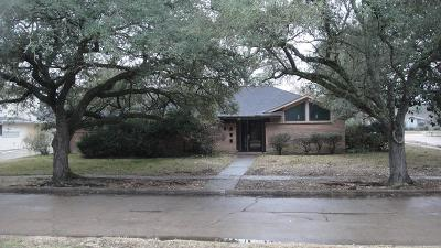 Houston Single Family Home For Sale: 5219 Queensloch Drive