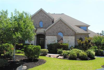 Spring Single Family Home For Sale: 122 E Cove View Trail