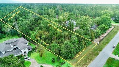 Spring Residential Lots & Land For Sale: 27310 Shady Hills Landing Ln Lane