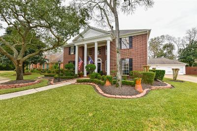 Houston Single Family Home For Sale: 4410 Island Hills Drive